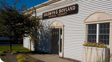 Goldwyn and Boyland PT - Cortland Office